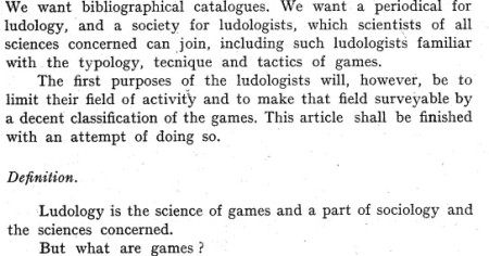 Maigaard - About Ludology p.3